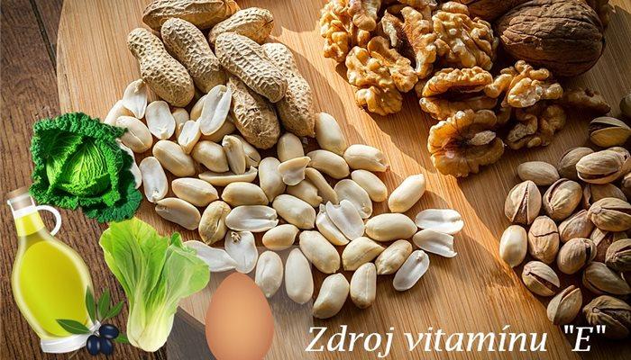 Vitamín E a žlčníkové kamene.