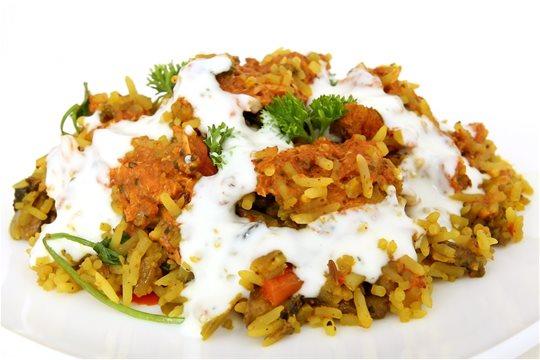 Basmati, výnimočný druh ryže- voňavá, chutná, zdravá potravina.