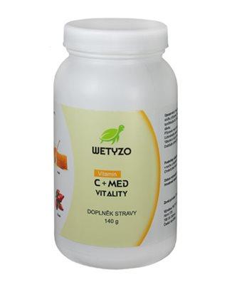 vitamín C med manuka antioxidant