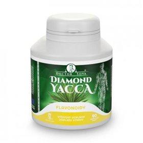 Diamond Yacca flavonoidy