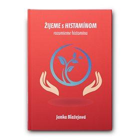 Kniha ŽIJEME s HISTAMÍNOM