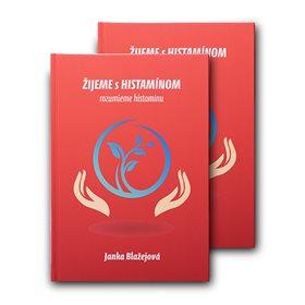 Kniha ŽIJEME s HISTAMÍNOM 2 ks