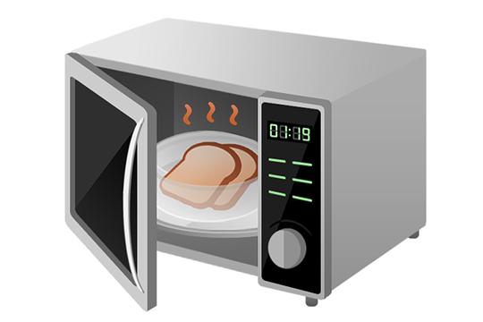 Je ohrievanie potravín v mikrovlnke bezpečné?