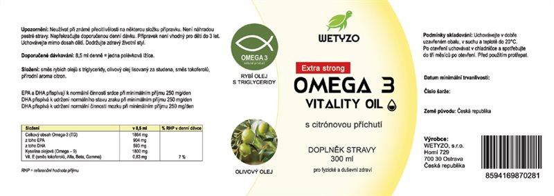 omega3 omega3 Vitality
